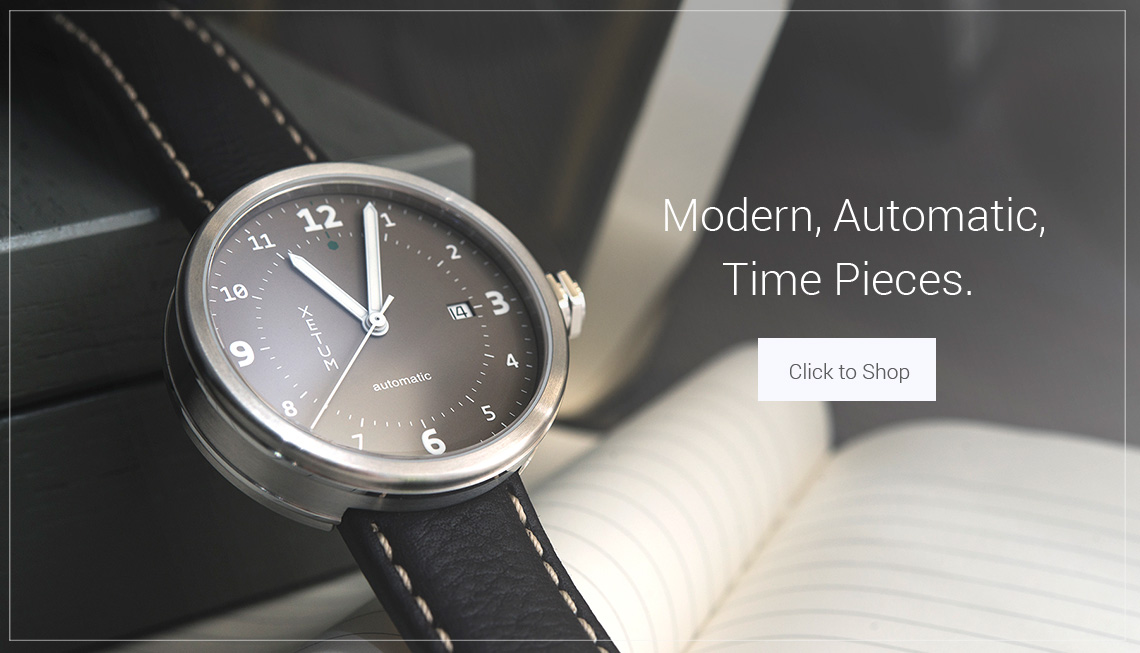 Find a variety of Swiss automatic watches for men