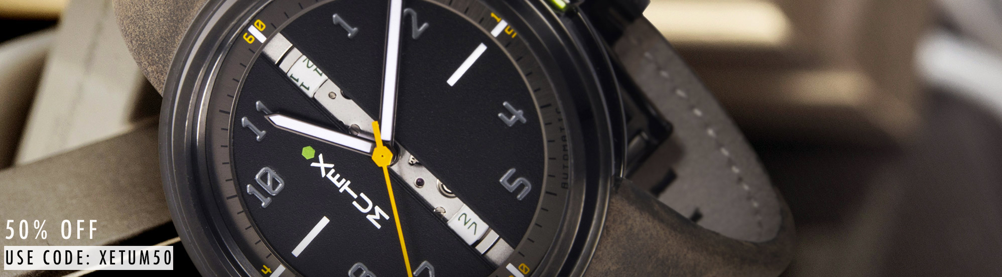 Automatic Watches - Lyell - Fashion Watches for Men | Xetum