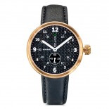 Tyndall - Rose Gold - Carbon Fiber Dial