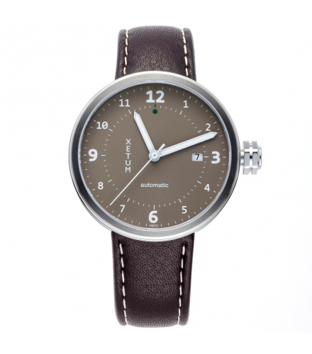 Stinson - brown dial